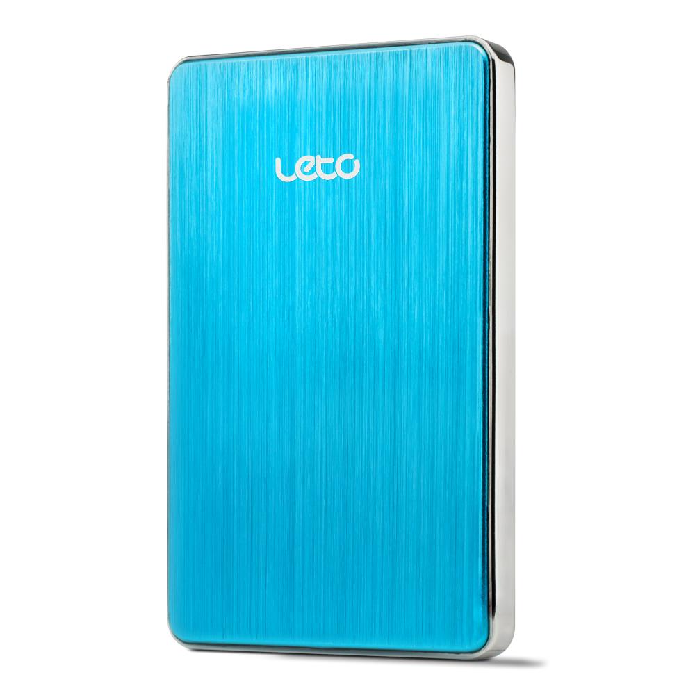 레토 외장하드 L2SU3.0, 1TB, 블루