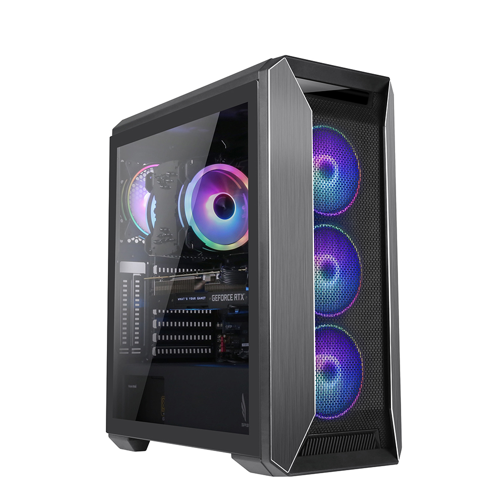 프리플로우 GAMING PC HELLO CREATOR 3727S (라이젠7 3700X WIN미포함 RAM 16GB NVMe 512GB RTX2070 Super OC 8GB), 기본형