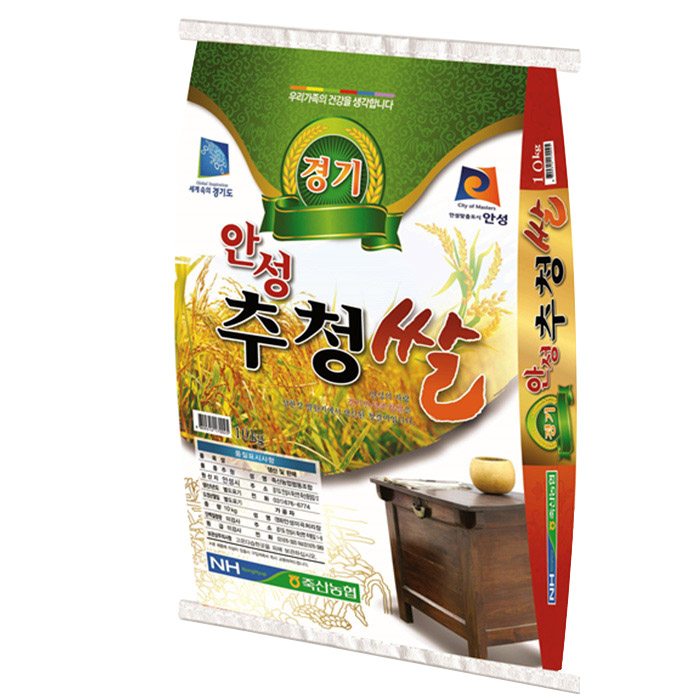 죽산농협 경기 안성 추청쌀, 10kg, 1개