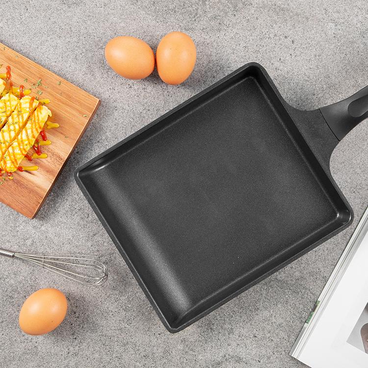 코멧 키친 IH인덕션 계란말이팬 중형, 23 x 20cm, 1개