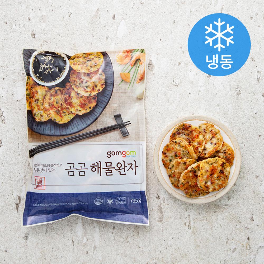 곰곰 해물완자 (냉동), 795g, 1개