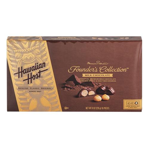 하와이안호스트 파운던스 컬렉션 밀크 초콜릿, 226g, 1개
