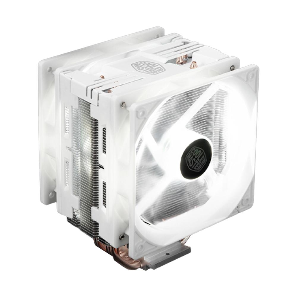 쿨러마스터 HYPER 212 LED TURBO WHITE EDITION CPU쿨러