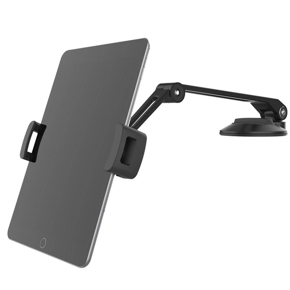 베이직기어 차량용 태블릿 거치대 BG-CTM1, 1개, 혼합 색상