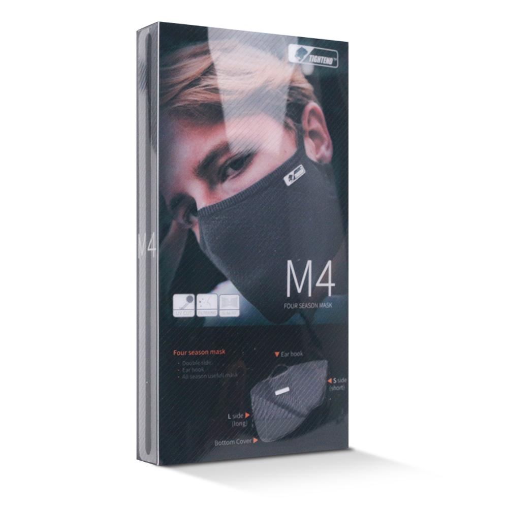 타이트엔드 M4 스포츠 마스크, Gray