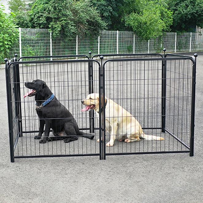 퍼피마인드 강아지 울타리, 블랙 (POP 331164637)