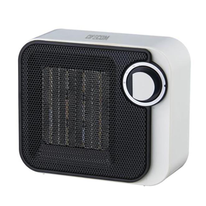 시프이컴 빅 파워 PTC 온풍기 1500W, CIF-FH01W, 화이트