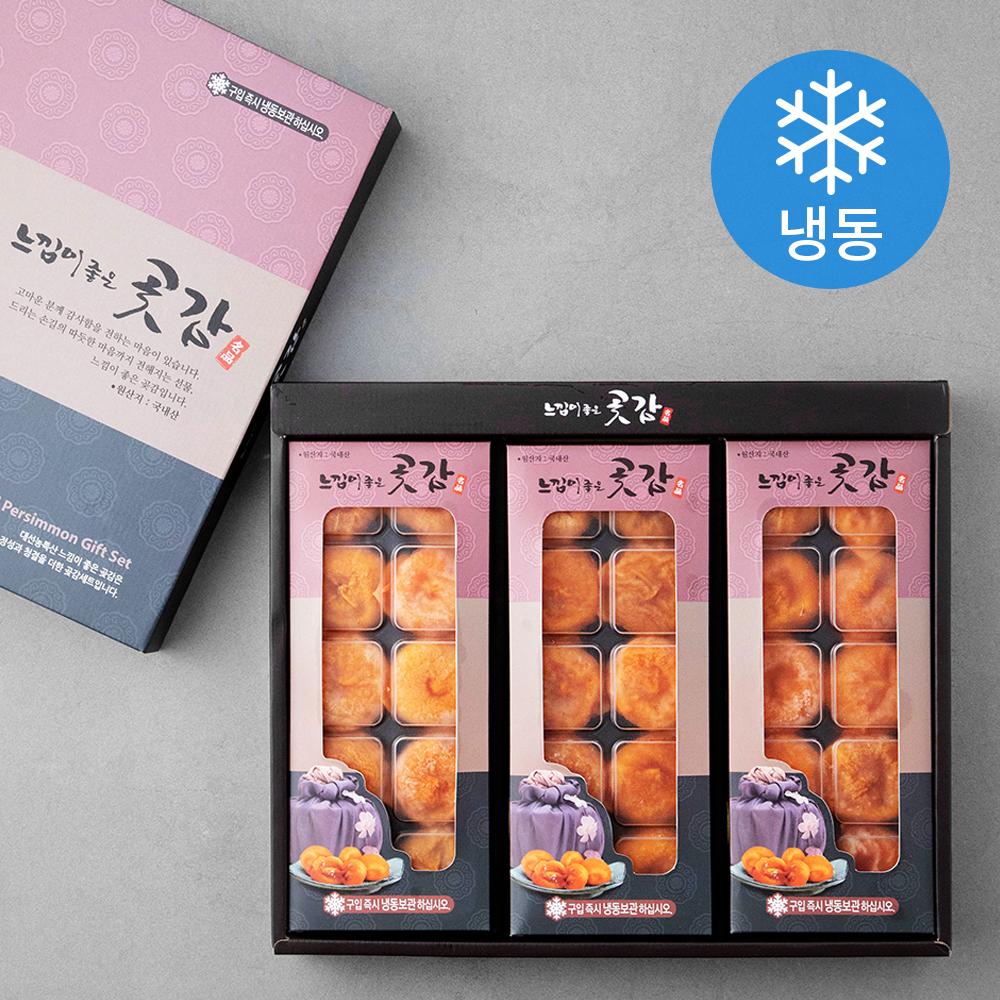 엘푸드 영동 반건시 세트 2호 (냉동), 1350g, 1세트