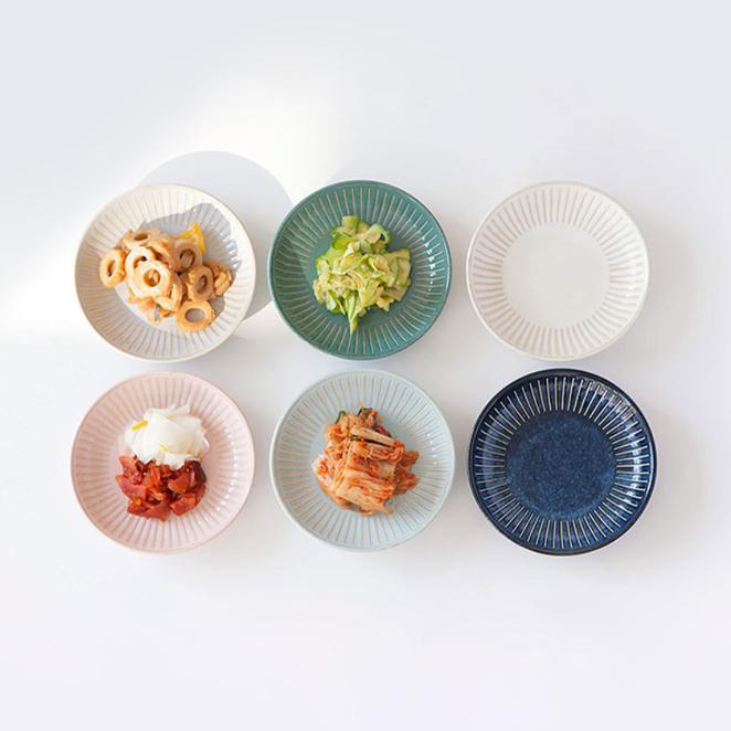 니코트 Everyday collection 앞접시 6종 세트, 1세트, 단품