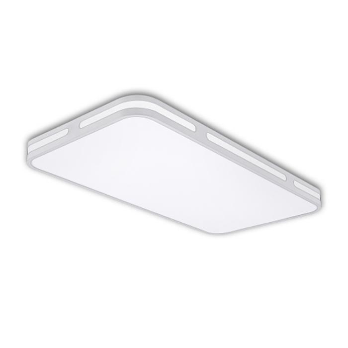 원하 LED B 자이 시리즈 거실 2등 60W, 화이트(주광)