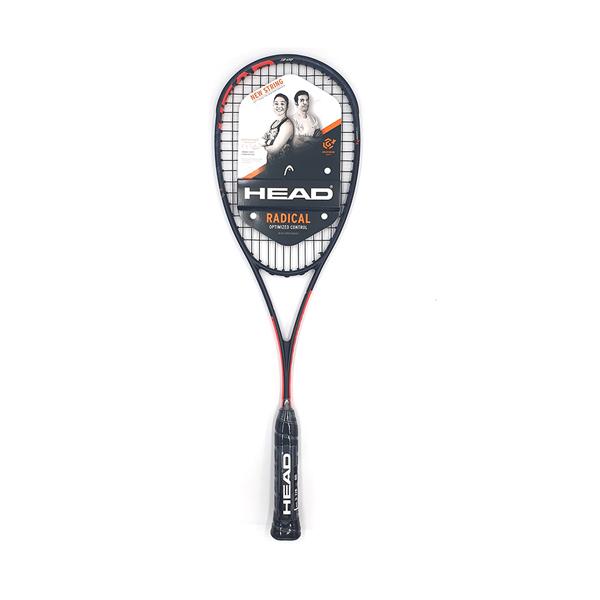 헤드 그라핀 360 + 레디컬 120sb 스쿼시라켓, 혼합색상