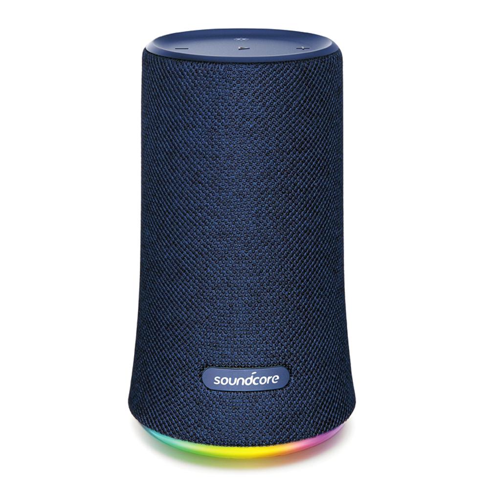 앤커 사운드코어 플레어 360 블루투스 스피커, A3161H31, 블루