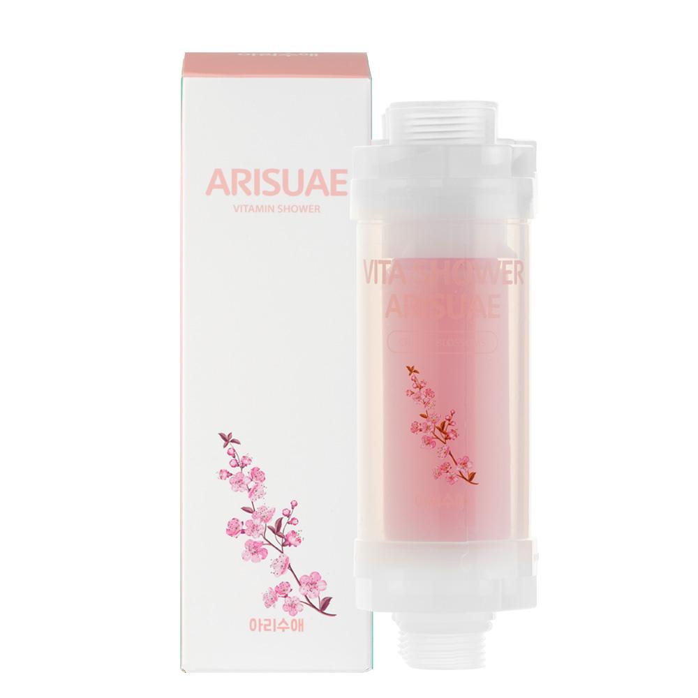 아리수애 비타민 샤워기 필터 벚꽃, 1개