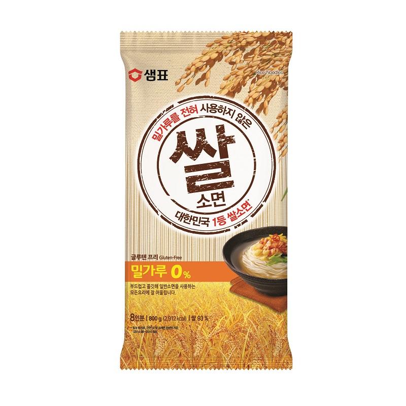 샘표 쌀 소면, 800g, 1개