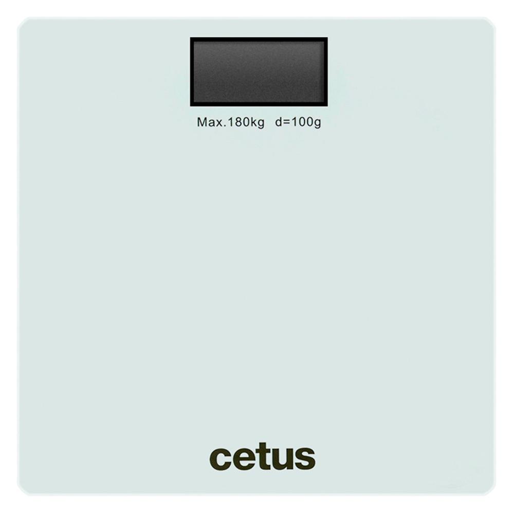 시터스 모던 디지털 체중계, QCB-N1, 화이트