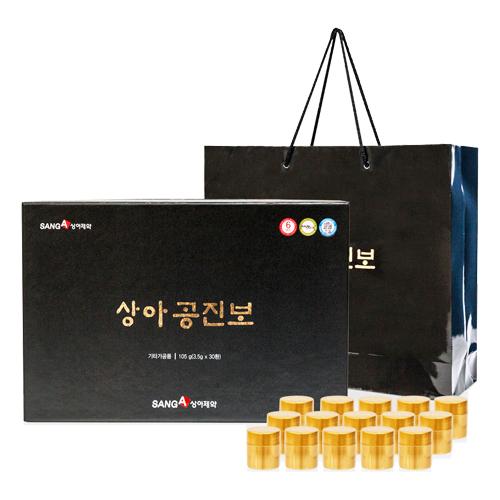 [추석선물세트 환] 상아제약 공진보 건강환, 3.5g, 30개 - 랭킹4위 (90200원)
