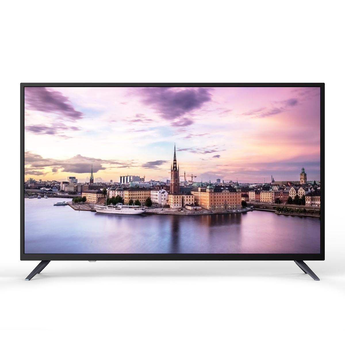 시티브 smart 43 무결점 UHDTV 와이파이 LG ips 패널적용 HK430UDNTV, 스탠드형