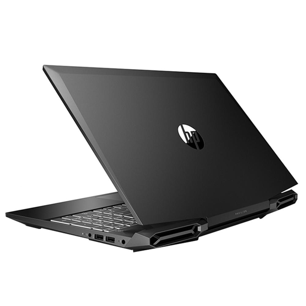 HP 파빌리온 게이밍 노트북 15-dk0165TX (i7-9750H 39.6cm GTX1660 Ti), 256GB, 8GB, Free DOS