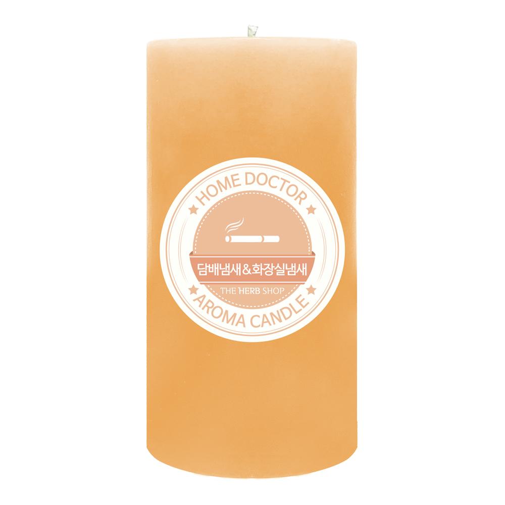 더허브샵 홈닥터 향초, 담배냄새&화장실냄새, 1개