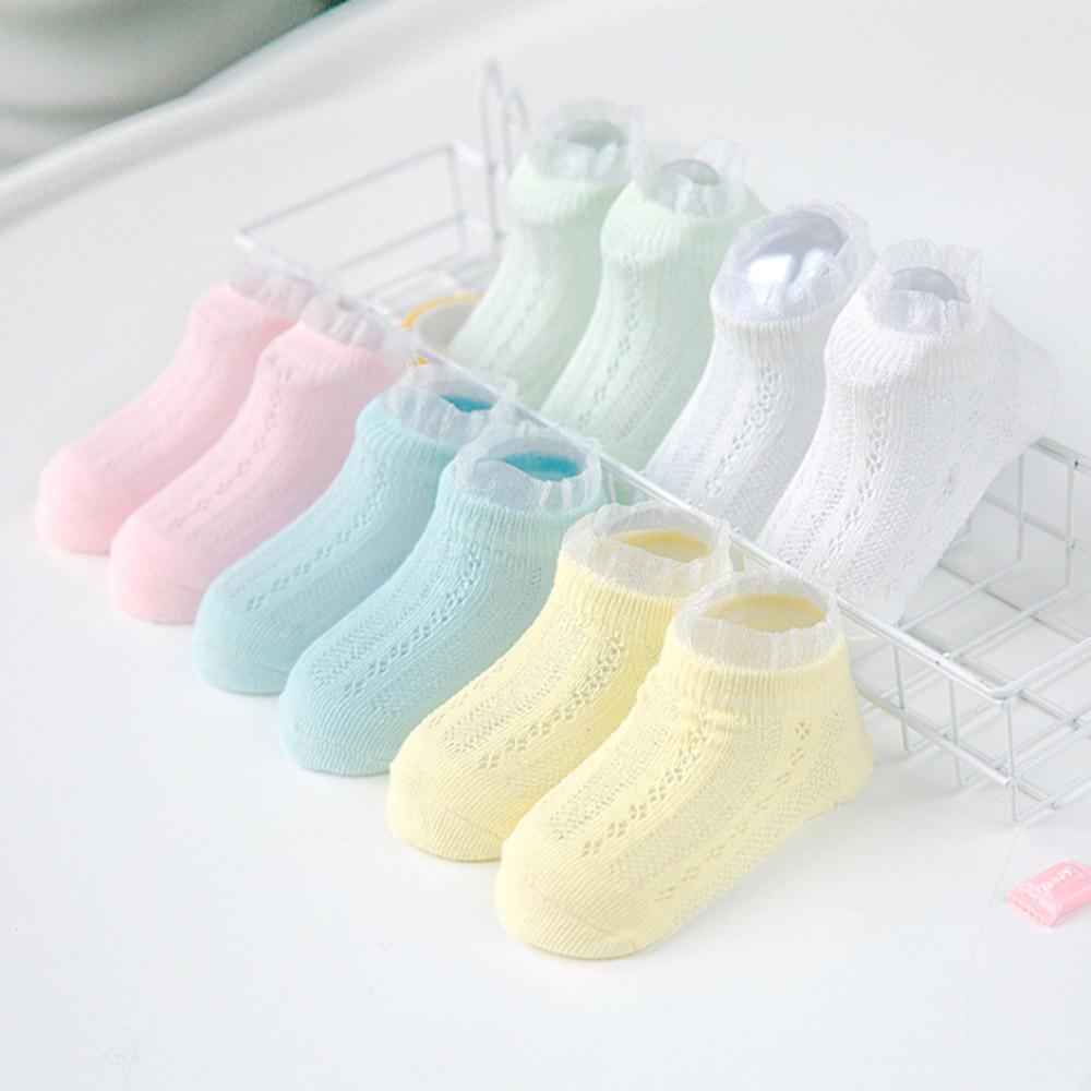 [출산/유아동] 드레스하우스 여아용 쿨매쉬 루비 양말 5켤레 - 랭킹34위 (3900원)