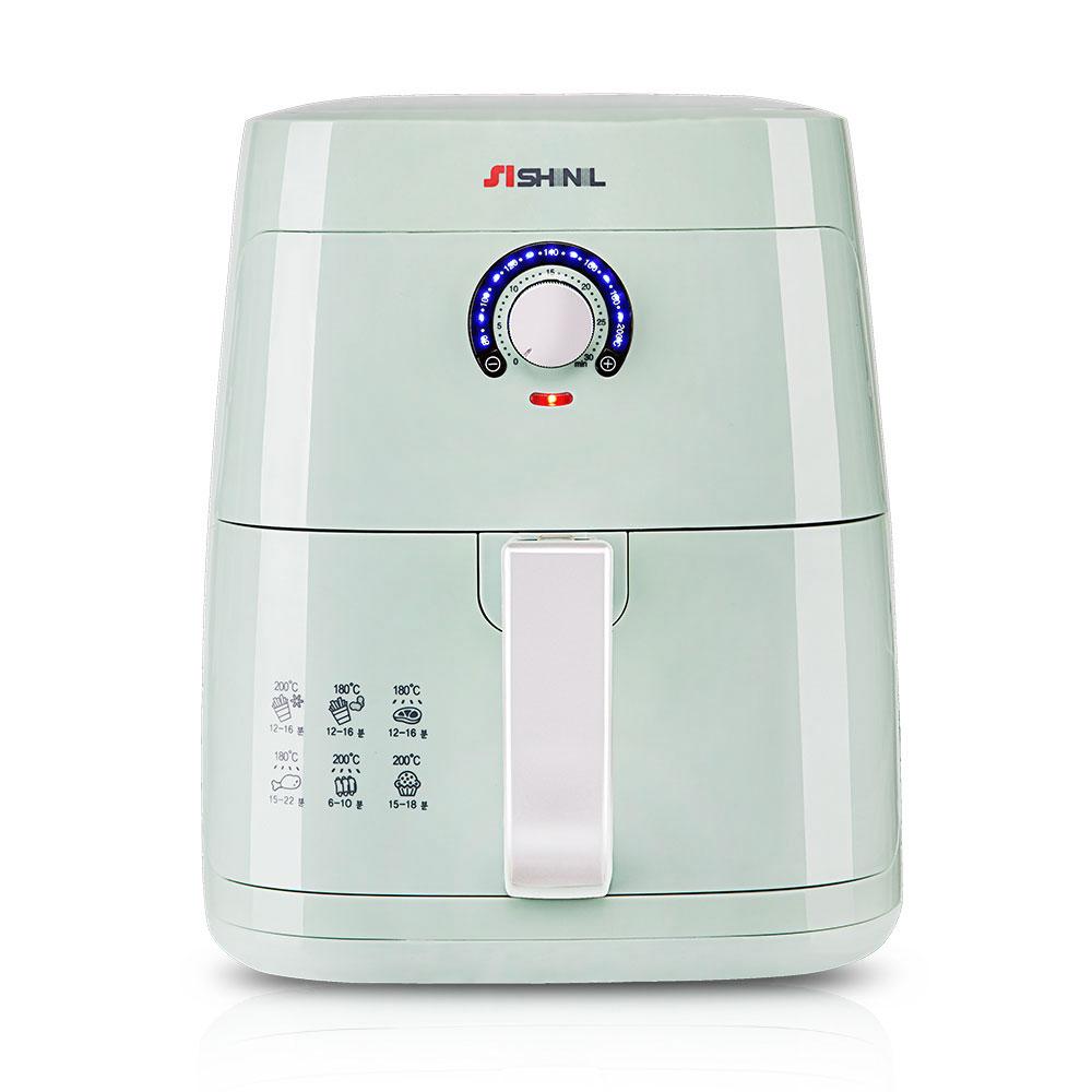 신일 에어프라이어 민트 2.5L, SOV-D360SI