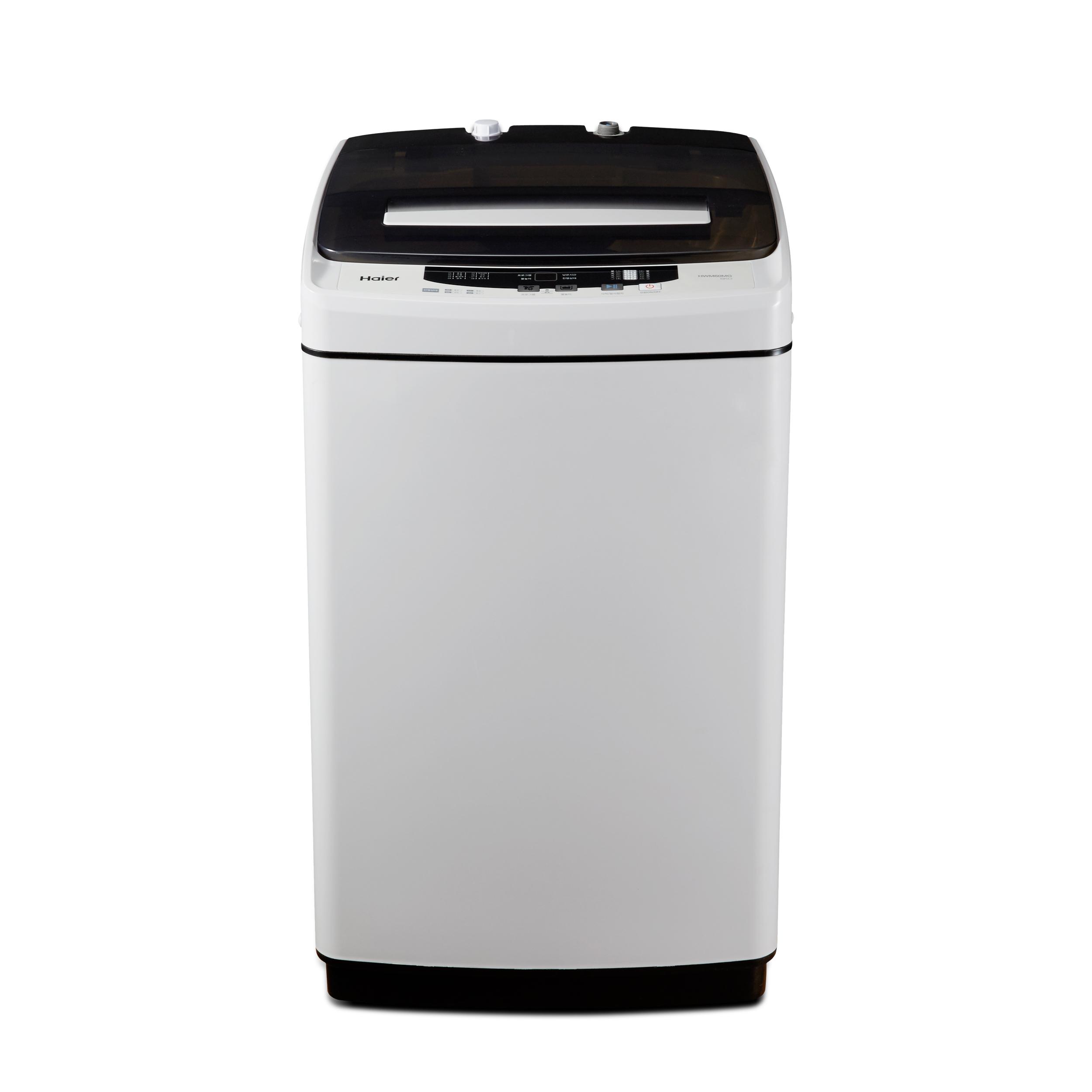 하이얼 1등급 소형 미니 일반통돌이세탁기 6kg 방문설치, HWM60MG-9-335639107