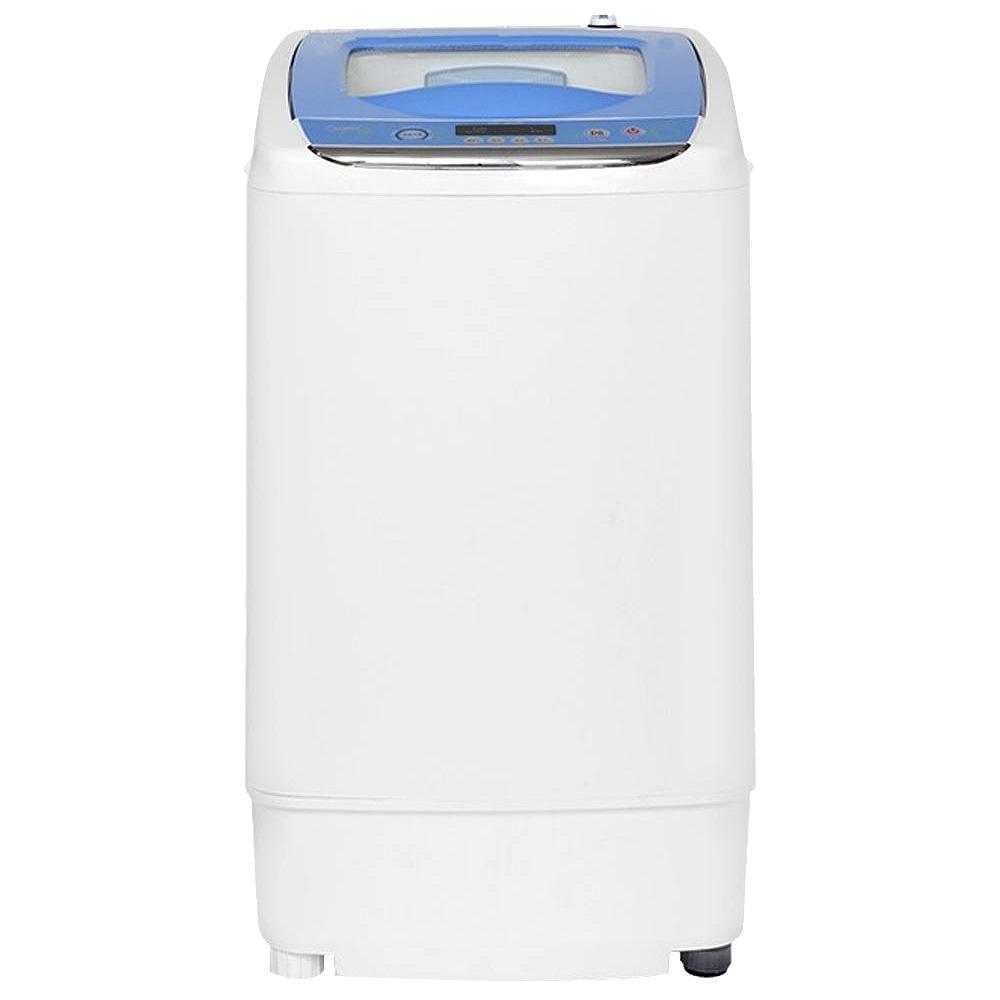 미디어 전자동 미니 세탁기 MW-38A4B 3.8kg