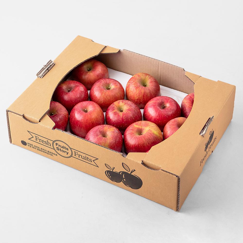 의성 저탄소 인증 사과, 3kg (12~16입), 1박스