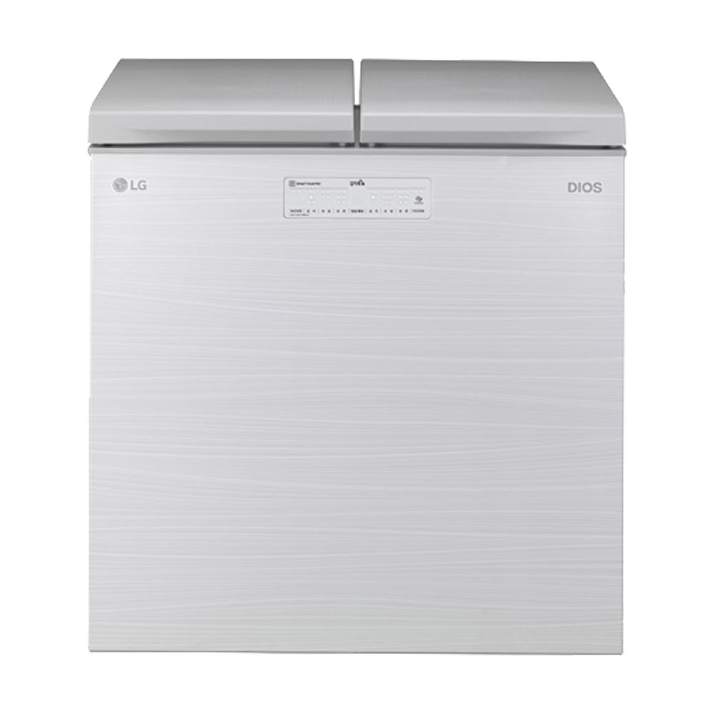 LG전자 디오스 김치톡톡 뚜껑형 김치냉장고 K224LW11E 219L 방문설치
