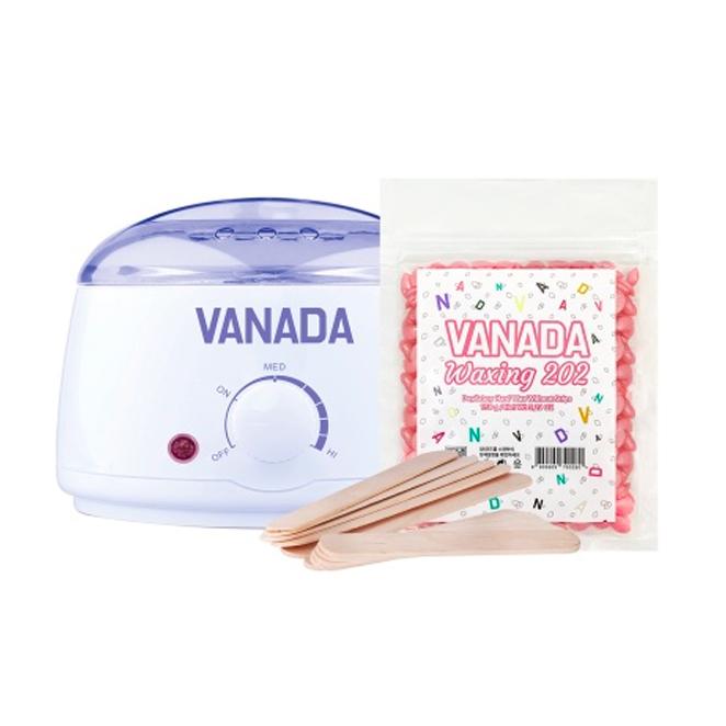 VANADA 바나다왁싱 LT-001VA 왁스 워머기 202 기획세트, 1세트
