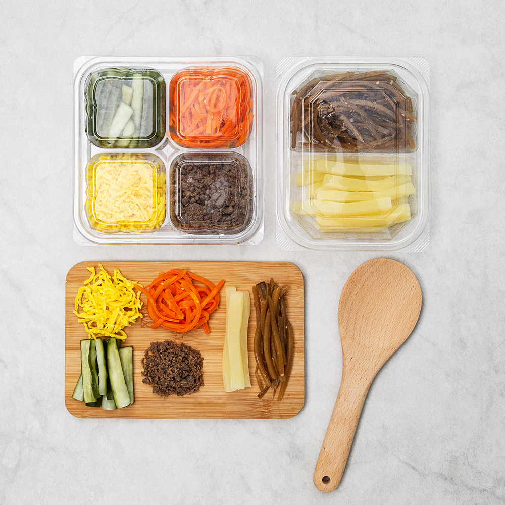 테이스티나인 김밥속재료, 450g, 1세트
