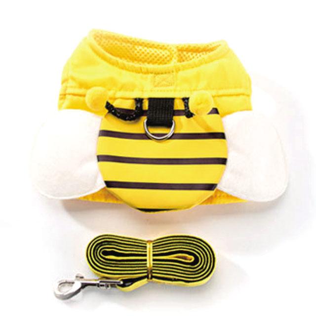 리스펫 댕댕 꿀벌 강아지 하네스, 노랑