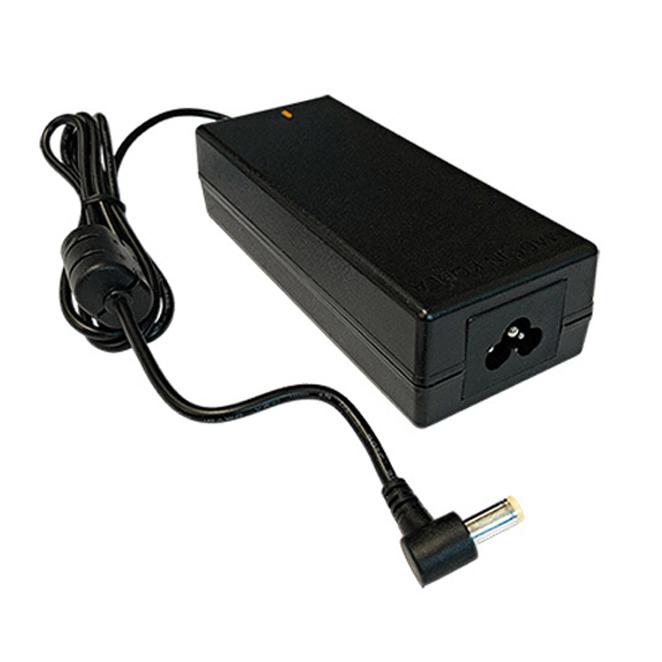 노트북 아답터 5.5 x 2.5 mm 19V 3.42A, HP19342