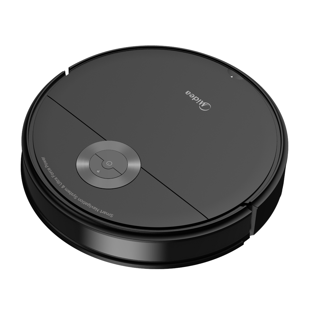 미디어 물걸레 로봇청소기 블랙, I5C