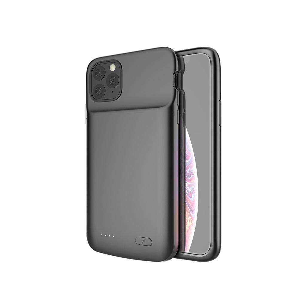 아이앤지코리아 아이폰 11 Pro MAX & 아이폰 XS MAX 배터리 케이스, XDL-634M, 블랙