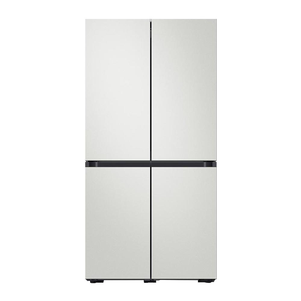 삼성전자 비스포크 냉장고 RF85R901301 871L 방문설치, RF85R901301(코타 화이트)
