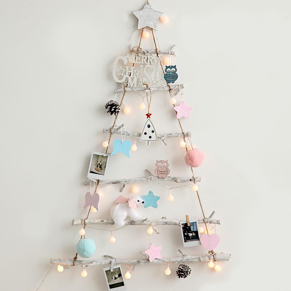 조아트 크리스마스 내츄럴 벽트리 + 뽀숑루돌프, 내츄럴파스텔