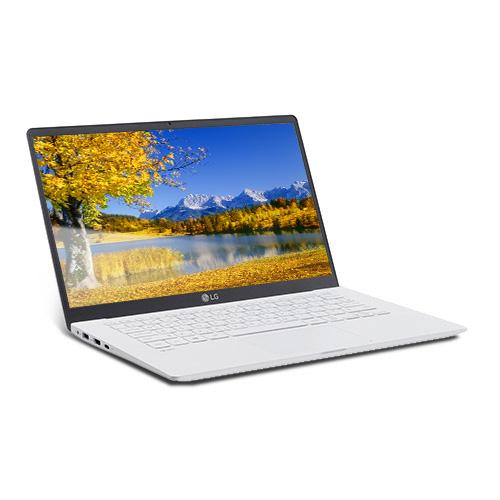 LG전자 그램14 노트북 14ZD995-GX50K 스노우 화이트 (i5-10210U 35.5cm), NVMe 256GB, 8GB, Free DOS