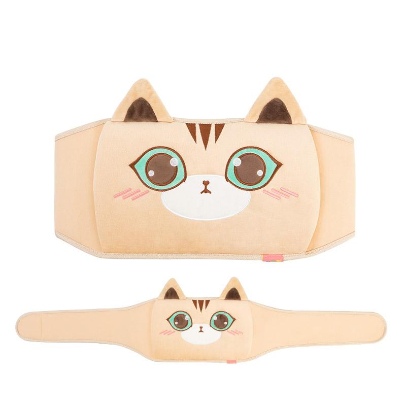 모리츠 충전식 온수찜질기 고양이 MO-HP02C