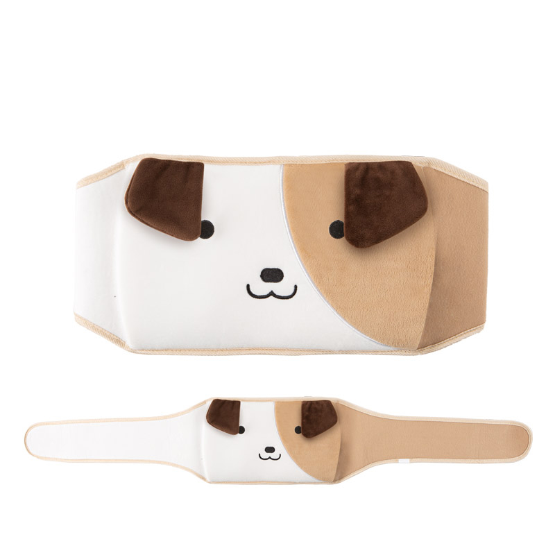 모리츠 충전식 온수찜질기 강아지 MO-HP01D