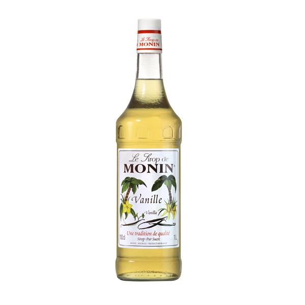 모닌 바닐라 시럽, 1L, 1개
