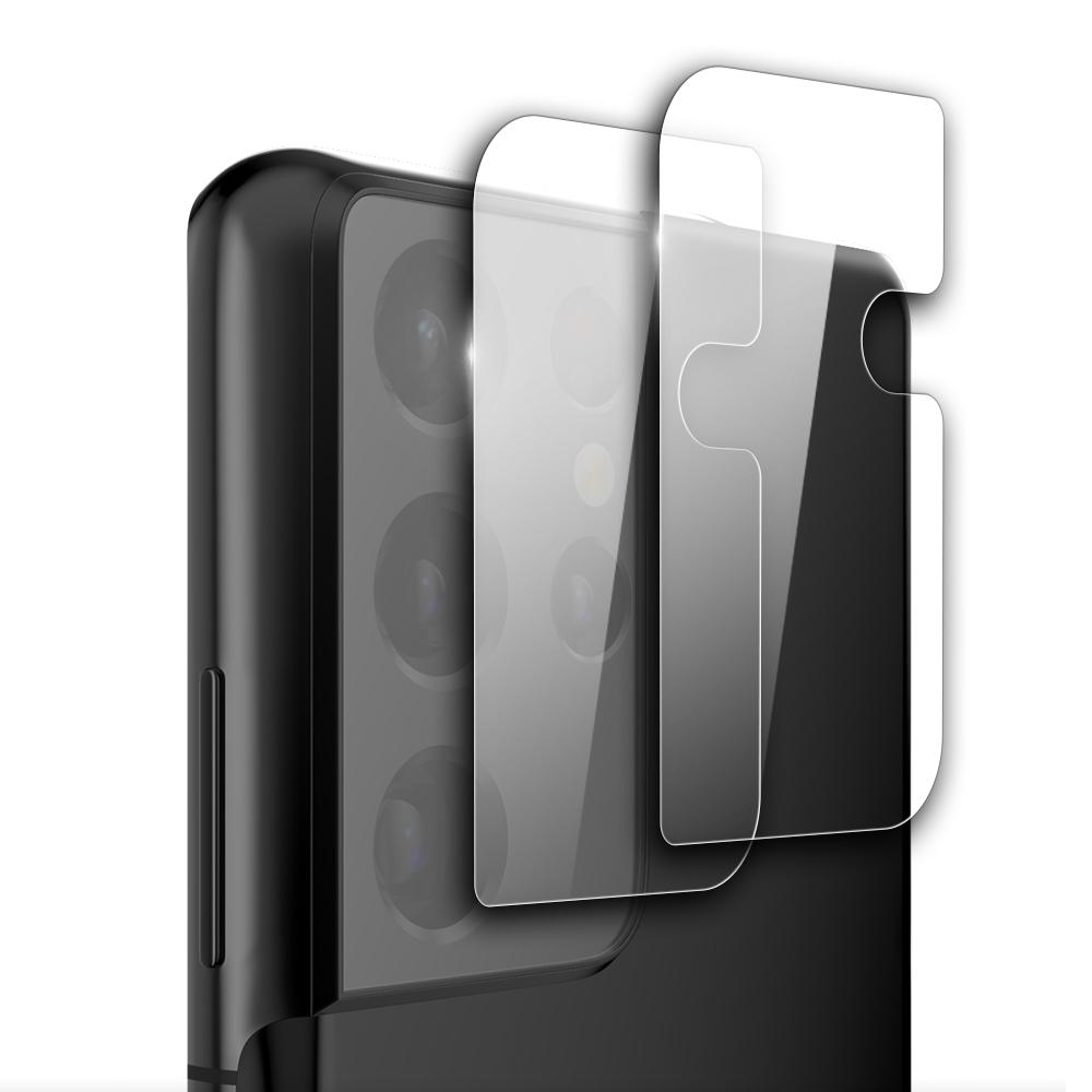 빅쏘 2.5CX 타사 케이스 호환용 후면 카메라 렌즈 보호 강화 유리 필름 2매, 1세트