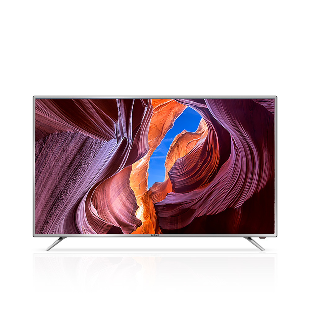 인켈 4K UHD LED 101.6 cm 울트라 슬림디자인 TV 자가설치, K400U
