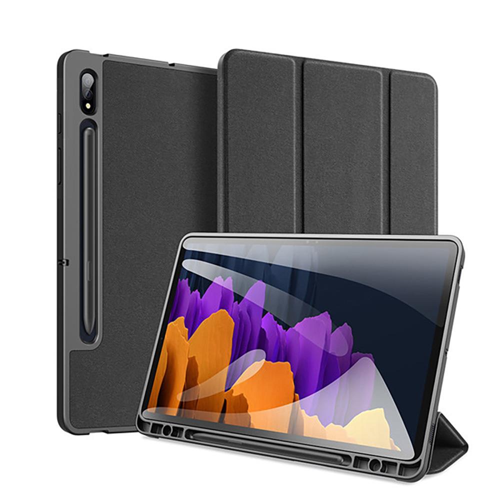덕스듀시스 도모 스마트 태블릿PC 케이스, 차콜블랙