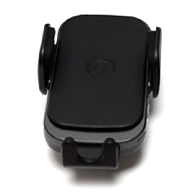 메이튼 차량용 고속 무선충전 거치대 MC-15, 1개, 블랙