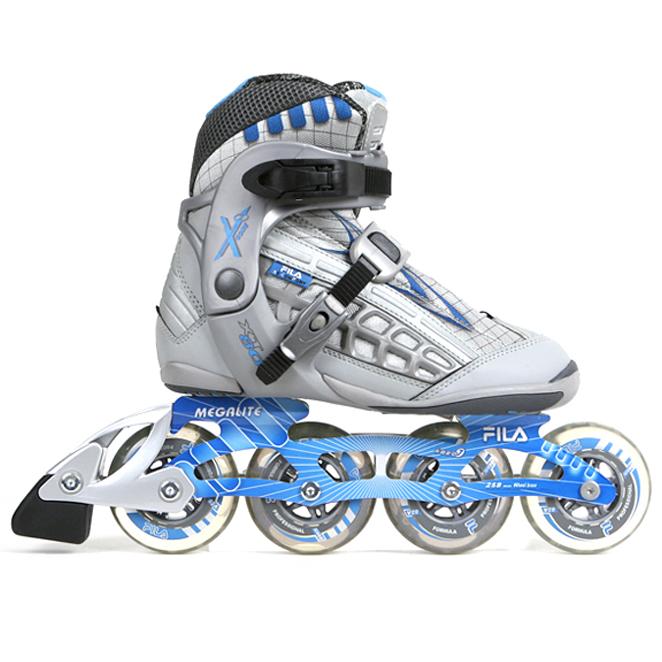 휠라 인라인 스케이트 XT80, 그레이