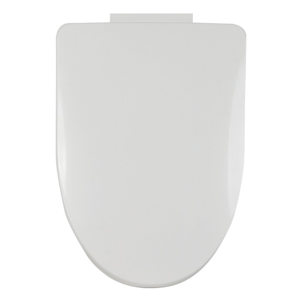 샤바스 슬로우다운 하드 변기커버 풀커버 D형 대형, 1개