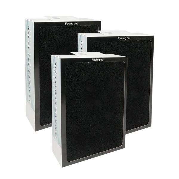 상상그램 블루에어 클래식 500 & 600 시리즈 호환용 스모크스탑 필터 3p, 블루에어 클래식 500/600 시리즈