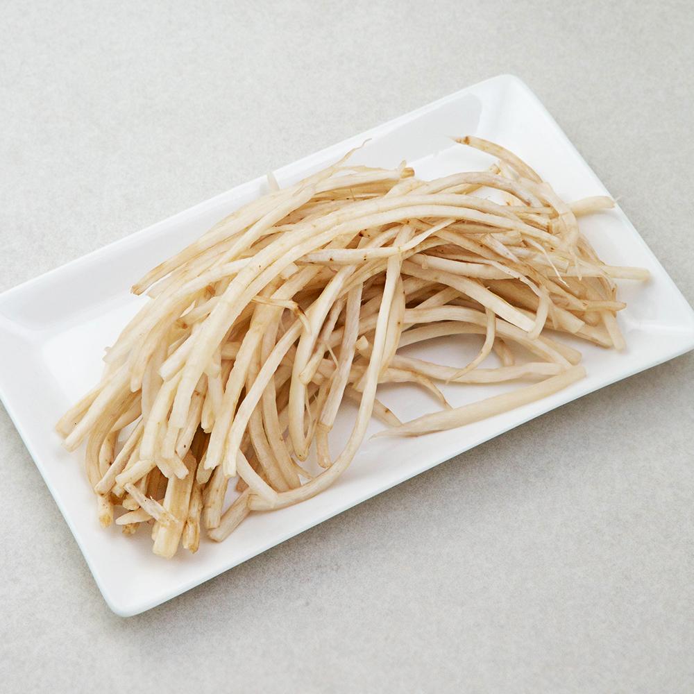 국내산 우엉채, 500g, 1개