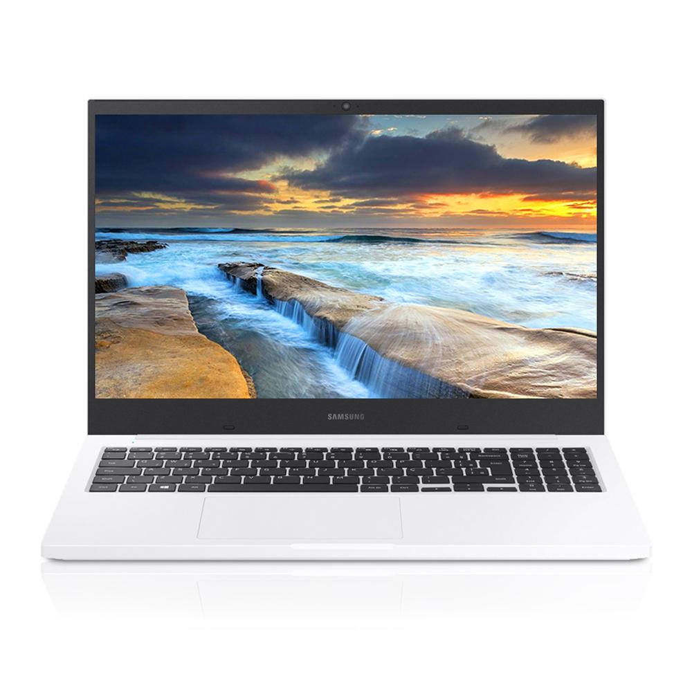 삼성전자 노트북 플러스 NT550XCR-AD1WA 화이트 (Celeron 5205U 39.6cm), NVMe 128GB, 4GB, WIN10 Home